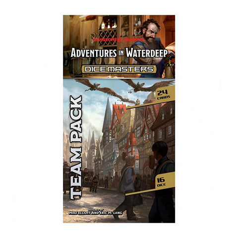 Dice Masters: D&D: Adventures in Waterdeep Team Pack