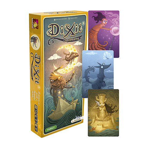 "Dixit ""Daydreams"""