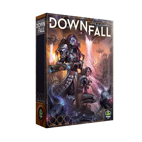 Downfall (board game)
