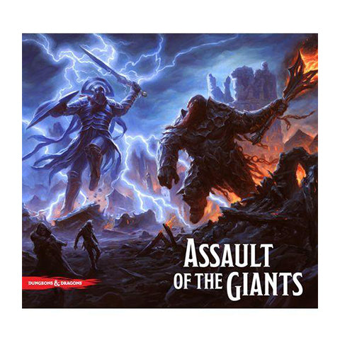 Dungeons and Dragons Assault of the Giants Standard Edition
