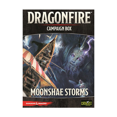 Dungeons and Dragons Campaign Box Moonshae Storms