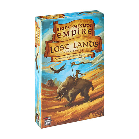 Eight Minute Empire Lost Land