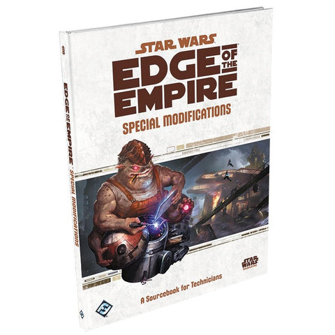 Special Modifications Star Wars Edge of the Empire RPG