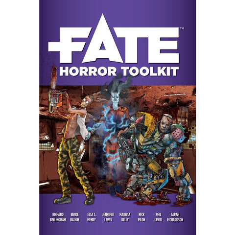 Horror Toolkit
