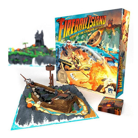 Fireball Island: Wreck Crimson Cutlass