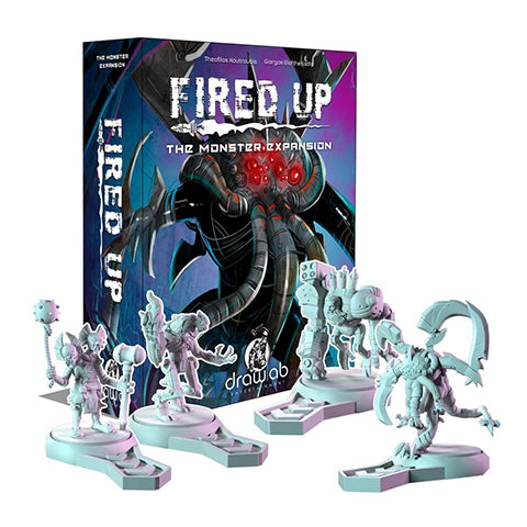 Fired Up Monster Expansion
