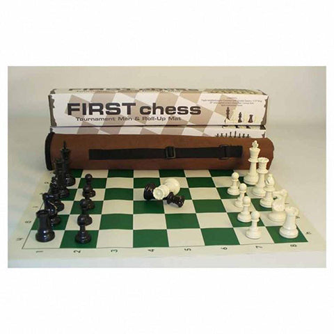 First Chess Tournament Men and Mat