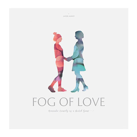 Fog of Love (Alternate Cover 1)