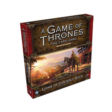 Game of Thrones LCG Lions of Casterly Rock