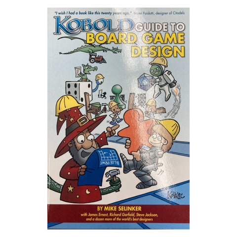 Kobold Guide to Board Game Design [Selinker, Mike]
