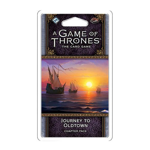 Box Art for A Game of Thrones LCG: Journey to Oldtown