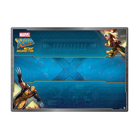 Marvel: X-Men: Mutant Insurrection Mat