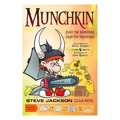Munchkin Card Game Foil Edition