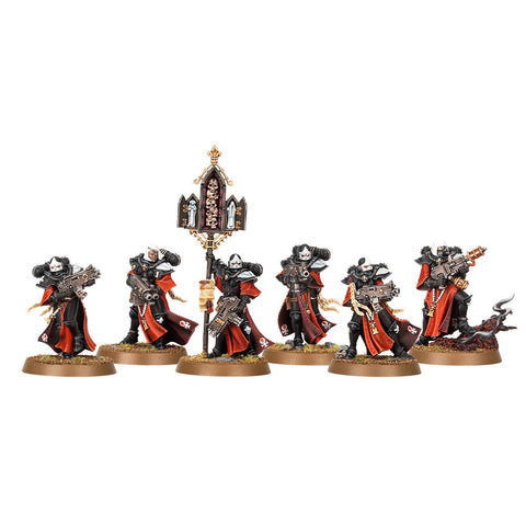 Sisters of Battle Squad (Metal) - Warhammer 40k