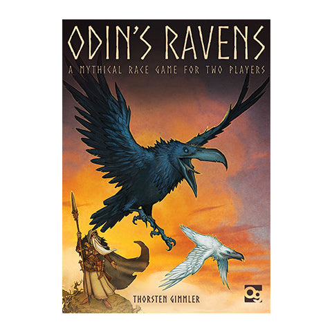 Odin's Ravens A Mythical Race Game for Two Players