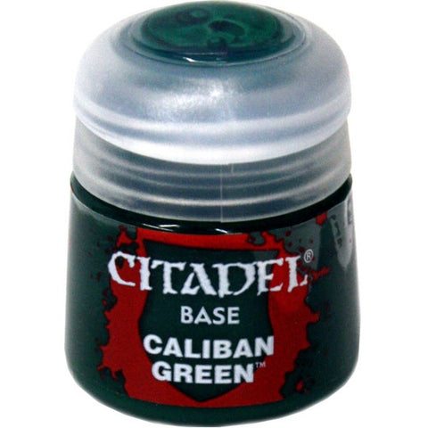 Citadel Paint: Base - Caliban Green
