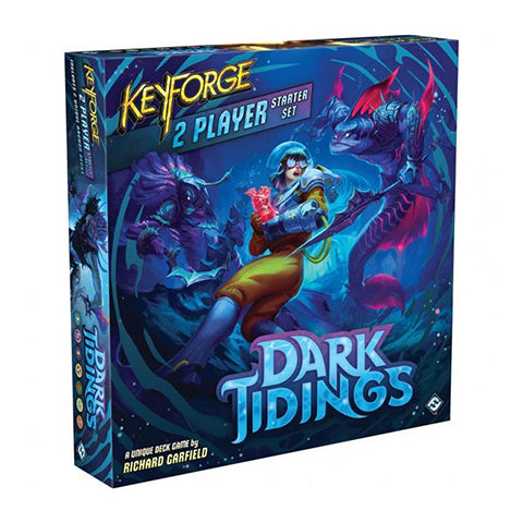 PREORDER: KeyForge: Dark Tidings: 2 Player Starter Pack