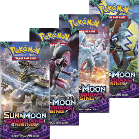 Guardians Rising Pack