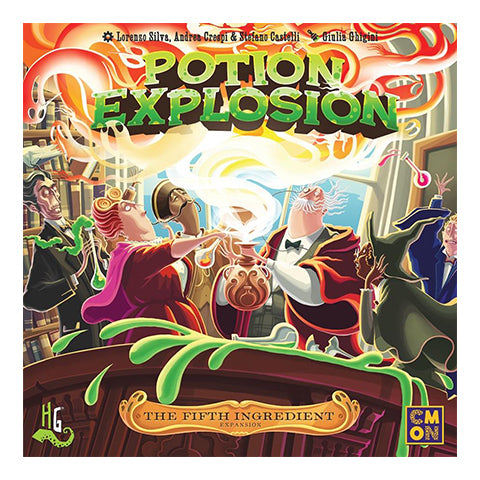 Potion Explosion The Fifth Ingredient Explosion