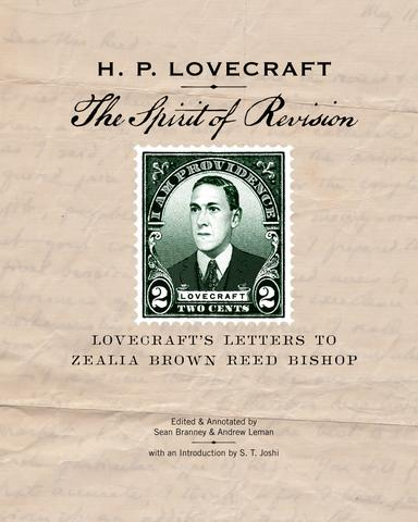 The Spirit of Revision - Lovecraft's Letters to Zealia Brown Reed Bishop []