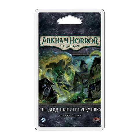 Box Art for Arkham Horror LCG: The Blob That ate Everything