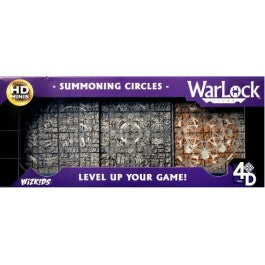 Warlock Tiles Summoning Circles [WZK16507]