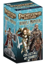 Pathfinder Battles: Heroes And Monsters Brick