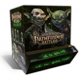 Pathfinder Battles: Goblin Gravity Freed
