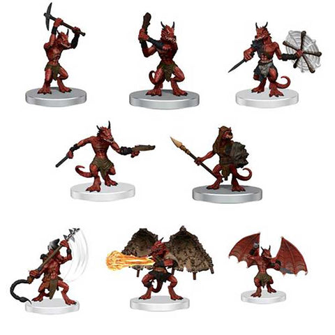 D&D Icons of the Realms: Kobold Warband [WZK96059]