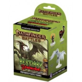 Pathfinder: Set 20 Bestiary Unleashed Booster Box [WZK97519]