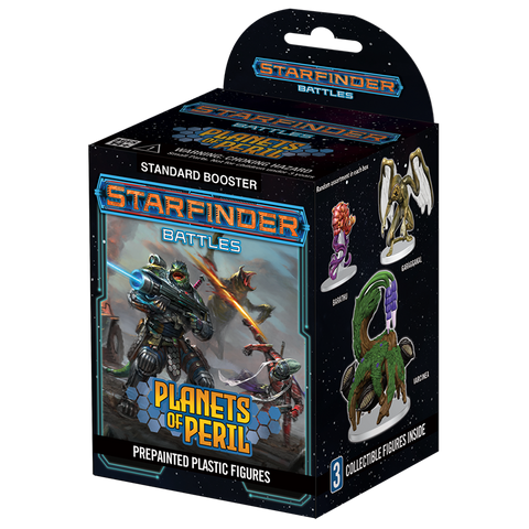 Starfinder: Planets of Peril BB Booster Box (WZK99002)