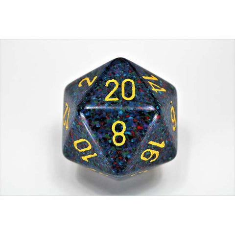 Speckled 34mm d20 Twilight [CHXXS2006]