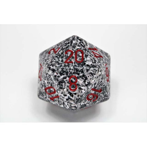 Speckled 34mm d20 Granite [CHXXS2030]
