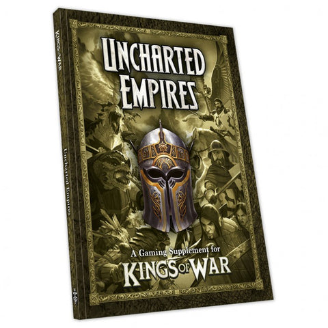 Kings of War: Uncharted Empires: Kings of War Army Supplement
