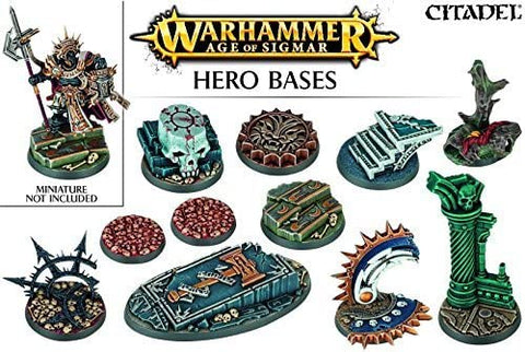 Hero Bases - Age of Sigmar
