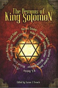 The Demons of King Solomon (paperback) [French, Aaron J.]