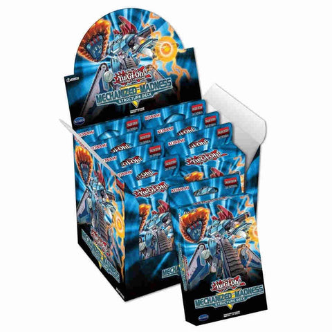 Yu-Gi-Oh!: Mechanized Madness - Structure Deck