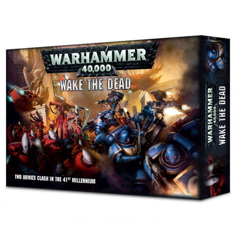 Warhammer 40K: Wake the Dead