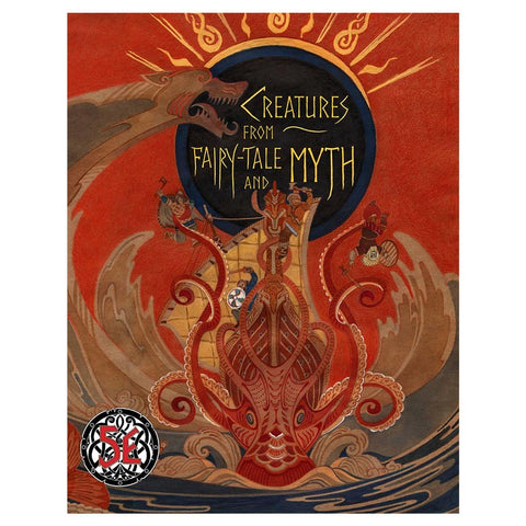 5E: Creatures from Fairy-Tales & Myth