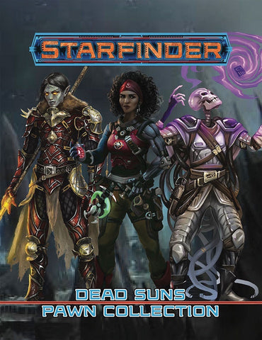 Dead Suns Pawn Collection Starfinder RPG
