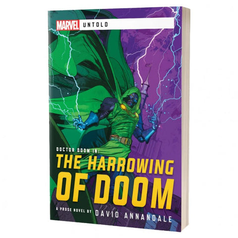 Marvel: The Harrowing of Doom (Novel) [Annandale, David]