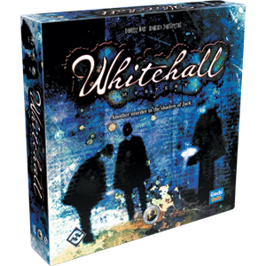 Whitehall Mystery Another Murder in the Shadow of Jack