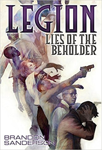 Lies of the Beholder (Legion, 3) [Sanderson, Brandon]