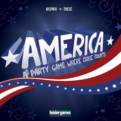 America: A Trivia Party Game where Close Counts
