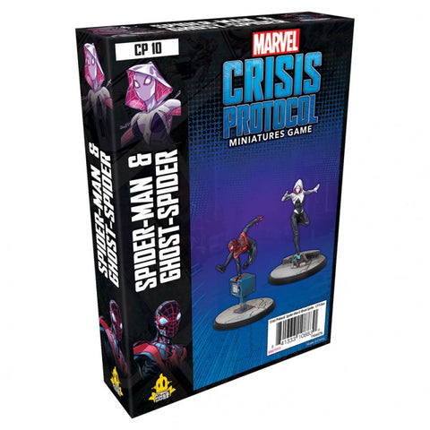 Marvel Crisis Protocol: Spider-Man & Ghost-Spider Pack