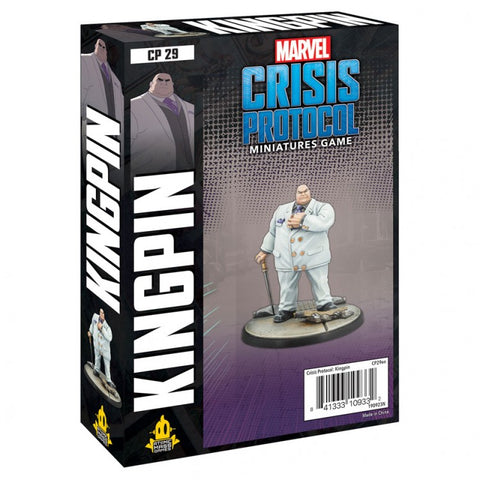Crisis protocol Miniatures game Kingpin