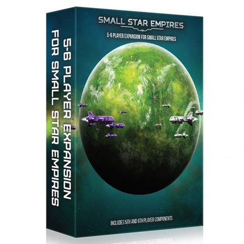 Small Star Empires: 5-6 Player Expansion