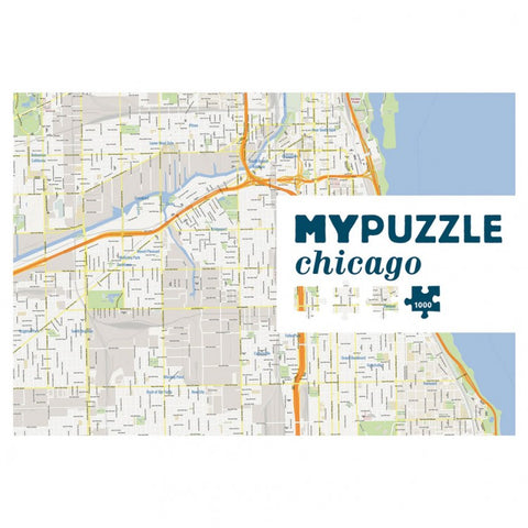Puzzle: My Puzzle: Chicago 1000pc