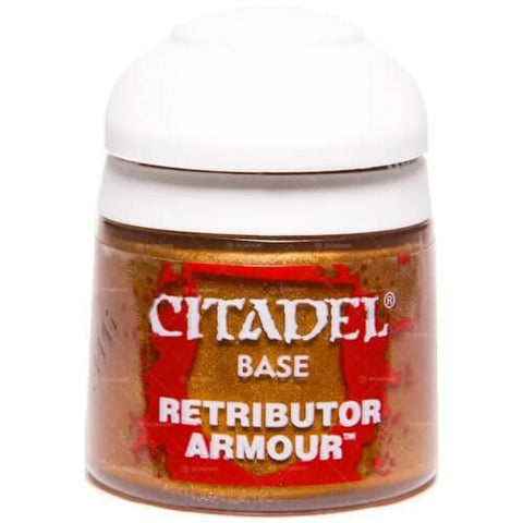 Citadel Paint: Retributor Armour
