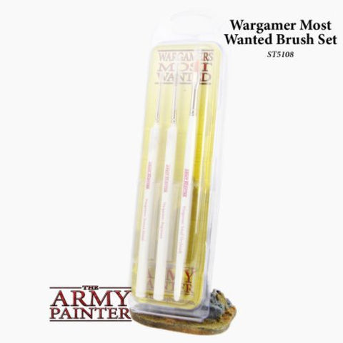 The Army Painter Wargamers Most Wanted Paint Set
